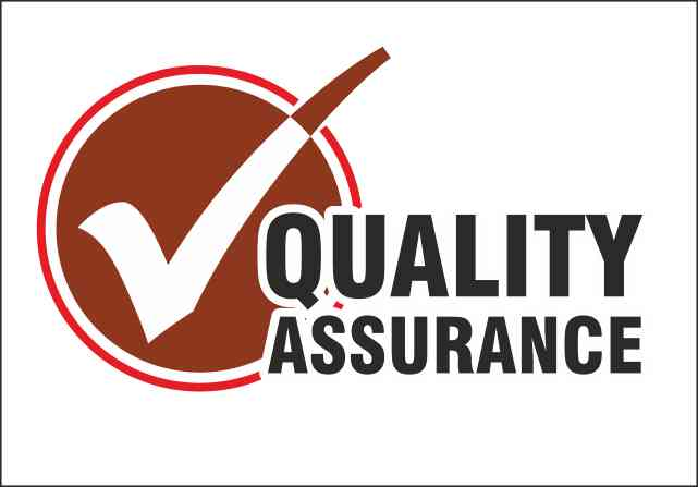 Quality Assurance Images Quality Assurance Test...