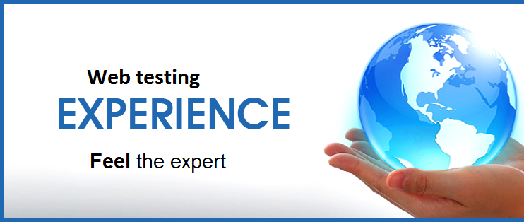 Web Testing: Important points about Usability Testing