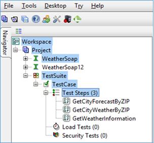 Basic on SoapUI testing tutorial - Testing Notes